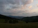 27 zachód słońca z przełęczy